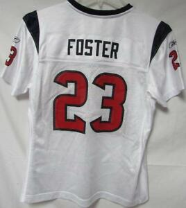 Houston Texans Arian Foster #23 Women's Size Large Jersey A1 748