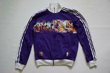 Adidas Los Angeles Lakers LA Scene Westcoast Track Jacket Mens size S