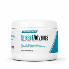 BREAST ADVANCE Bust Enlargement Enhancement Cream Natural Enhancer Augmentation