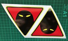 SPACE GHOST CUSTOM VINTAGE Adesivi/Decalcomanie Die Cut ~ migliore qualità