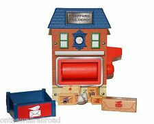 KNAPFORD MAIL DEPOT STATION Thomas Tank Engine Wooden Railway Post Office
