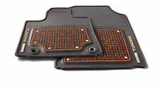 GENUINE TOYOTA TUNDRA 1794 SERIES SPECIAL EDITION ALL WEATHER FLOOR MATS