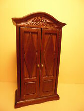 12th scale Dolls House Furniture     Single Wardrobe  Glenowen