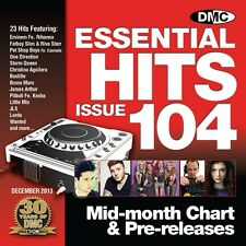 New DMC Essential Hits Voluime Issue 104 November 2013 Release
