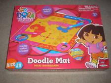 New Dora The Explorer Nick Jr. Doodle Mat