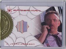 SPIDERMAN 3  J. JONAH JAMESON J.K. SIMMONS SHIRT CASE TOPPER COSTUME