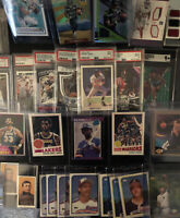 Sports Cards Collection Sale! GRADED CARDS AUTOS RELICS BIG ROOKIES