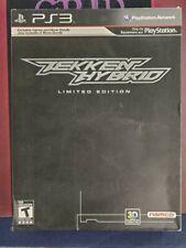 Tekken Hybrid Limited Edition Brand New Opened US PS3