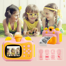 Instant Print Camera & Print Paper for Kids 2.4in Screen 12Mp Photo&1080p Video