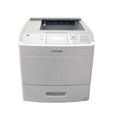 Lexmark T654n Monochrome Laser Duplex Printer 55PPM 600 Mhz 256MB USB 2.0 1200