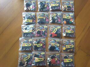 Lego Batman Movie Series 1 71017 full COMPLETE SET 20 minifigures minifigure