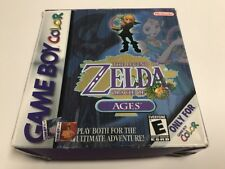 Legend of Zelda: Oracle of Ages (Nintendo Game Boy Color) Box Only No Game