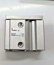 Klein Kompakt Geführte Zylinder 20mm Bohrung X 20mm Strich SMC MGQM20-20
