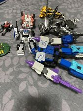 Transformers Lot of 7 Figures