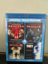 dracula blu ray MULTI FEATURE