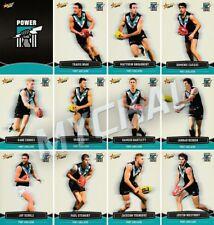 2013 Select AFL Champions Trading Cards Base Team Set Port Adelaide Power (12)