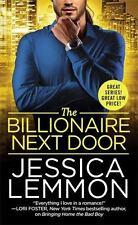 Billionaire Bad Boys: The Billionaire Next Door 2 by Jessica Lemmon (2016,...