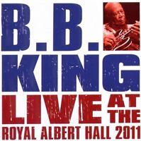 B.B. KING - BB KING AND FRIENDS LIVE AT THE ROYAL ALBERT HALL  CD + DVD NEU
