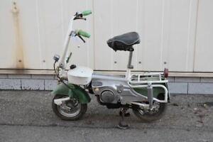 a74t07- Oldtimer Motograziella T.Carnielli Typ 144 Moped Bj. 1971 Sachs Motor