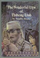The Wonderful Lips of Thibong Linh by Theodore Roscoe 1st Edition- High Grade