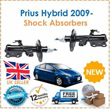 For Toyota Prius 1.8 Hybrid 2009- Front Shock Absorbers Set Shockers Dampers New