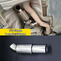 Electric Proflow EEC225 Single Exhaust Cutouts Di Bolt On 2.25 in Aluminium