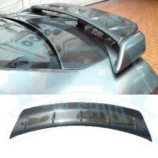 Carbon Gurney Flap Rear Spoiler For Nissan R35 GTR CBA DBA 2008-2015 ab81
