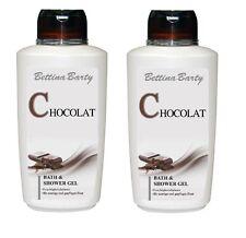 Bettina Barty Chocolat  Hand & Body Lotion u.Duschgel je 500 ml Sparangebot !