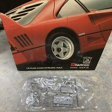 *Rare* Huge 1/8 Scale Pocher Ferrari F40 Misc Parts Sprue W