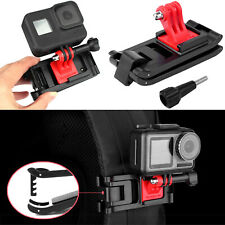 Sunnylife Universal Backpack Clamp Adjustable Clip for GoPro8 Osmo Sports Camera