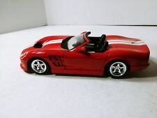 MAISTO SPECIAL EDITION  Shelby Red Series 1 Diecast 1/18 Scale