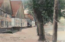 Rheda-Wiedenbrück AK 1908 Neupförtner Wall Nordrhein-Westfalen 1904008