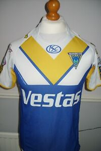 XS WARRINGTON WOLVES OFFICIAL HOME JERSEY