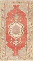 3x6 Traditional Geometric Anatolian Oriental Handmade Area Rug Wool Foyer Carpet
