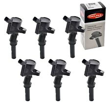 New Delphi GN10164 Ignition Coil (Set of 6) For 1997-2017 Ford Lincoln Mercury
