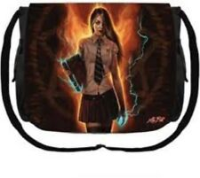 Ladies Necromancer Messenger Bag Cross Body School Bag