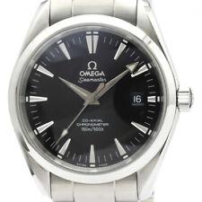 Polished OMEGA Seamaster Aqua Terra Co-Axial Automatic Watch 2503.50 BF342540