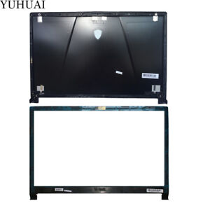 For MSI GE73 GE73VR 7RF-006CN MS-17C1 LCD Top Lid Back Rear Cover + Bezel Cover