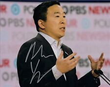 Andrew Yang For President 2020 Signed Autograph 8x10 Photo COA MATH