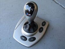 BMW E60 M5 S85 V10 SMG Shifter Surround Trim Driver Controls w LED Gear Knob