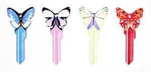 Butterfly Key Blank SC1 KW1 KW10 Kwikset Schlage House