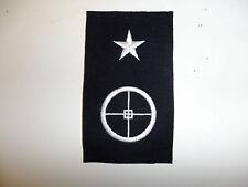 b3538 WW 2 US Navy Distinguishing Mark DM Gun Pointer 1st class blue IR33E