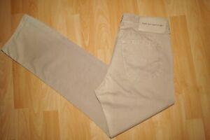 leichte  BALDESSARINI  Herren   Stretch  Jeans  W36/32  beige Jack  regular