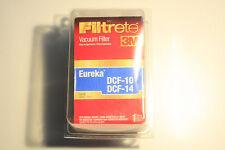 Eureka 3M  Filtrete DCF-10 DCF-14 Vacuum Cleaner HEPA Filters  wvwvwv1110