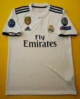 5/5 Real Madrid jersey medium 2019 home shirt DH3372 football soccer Adidas ig93