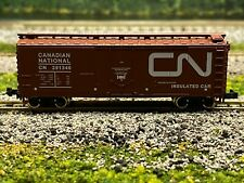N Scale - Atlas 3327 Canadian National 40' Plug Door Boxcar CN 291346 N2719