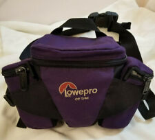 LOWEPRO-Off Trail Camera Hiking/Walking Fanny Pack-Padded Lens and Camera Case