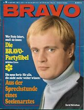 BRAVO (German Tv/music) magazine- 15 April 1968 ft David McCallum ,