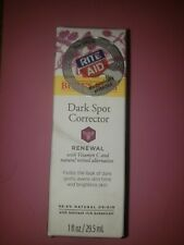 NEW Burt's Bees Renewal Night Cream Dark Spot Corrector 1fl oz