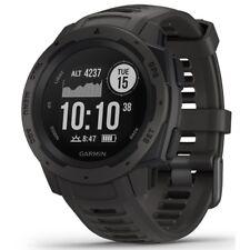 Garmin Instinct Outdoor GPS Watch with Heart Rate - Graphite